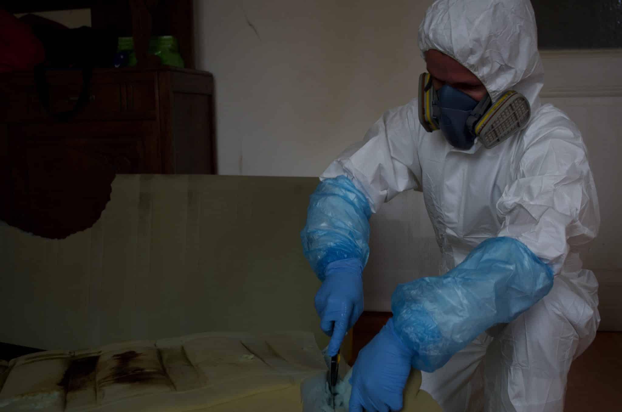 desinfection et nettoyage