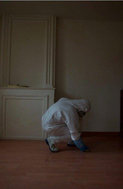 desinfection suicide